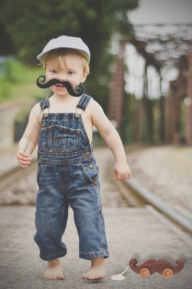 silas mustache