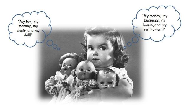 girl dolls greed