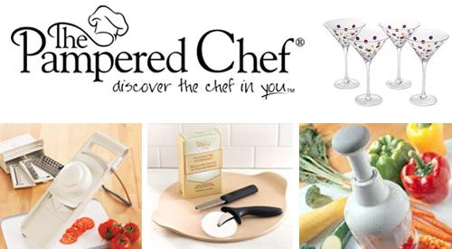 pampered chef for blog